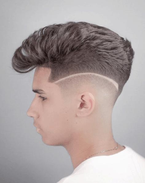 Riscos no cabelo 2021