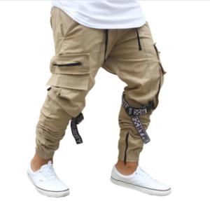 Calça Cargo Masculina Streetwear