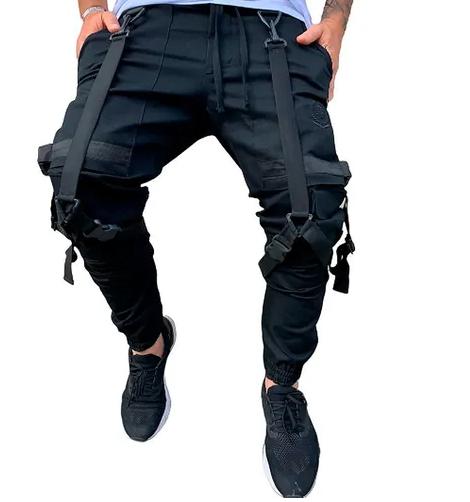Calça cargo streetwear
